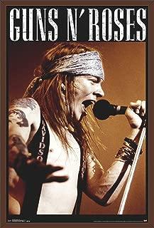 Trends International Guns N' Roses - Axel Wall Poster, 24.25