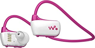 Sony Walkman NWZW273 4 GB Waterproof Sports MP3 Player (Pink) (Discontinued by Manufacturer)