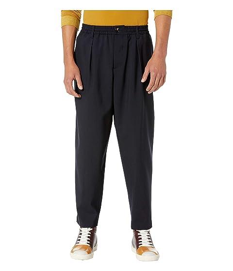 Marni Tropical Wool Pants At Luxury Zappos Com