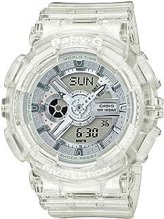 Casio Baby G Analog-Digital Watch Transparent Colour -BA-110CR-7A