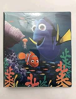Disney Pixar Finding Dory Binder