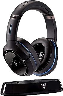 Turtle Beach Elite 800 - Auriculares gaming con Sonido Envolvente Inalámbricos para PS4 y PS4 Pro