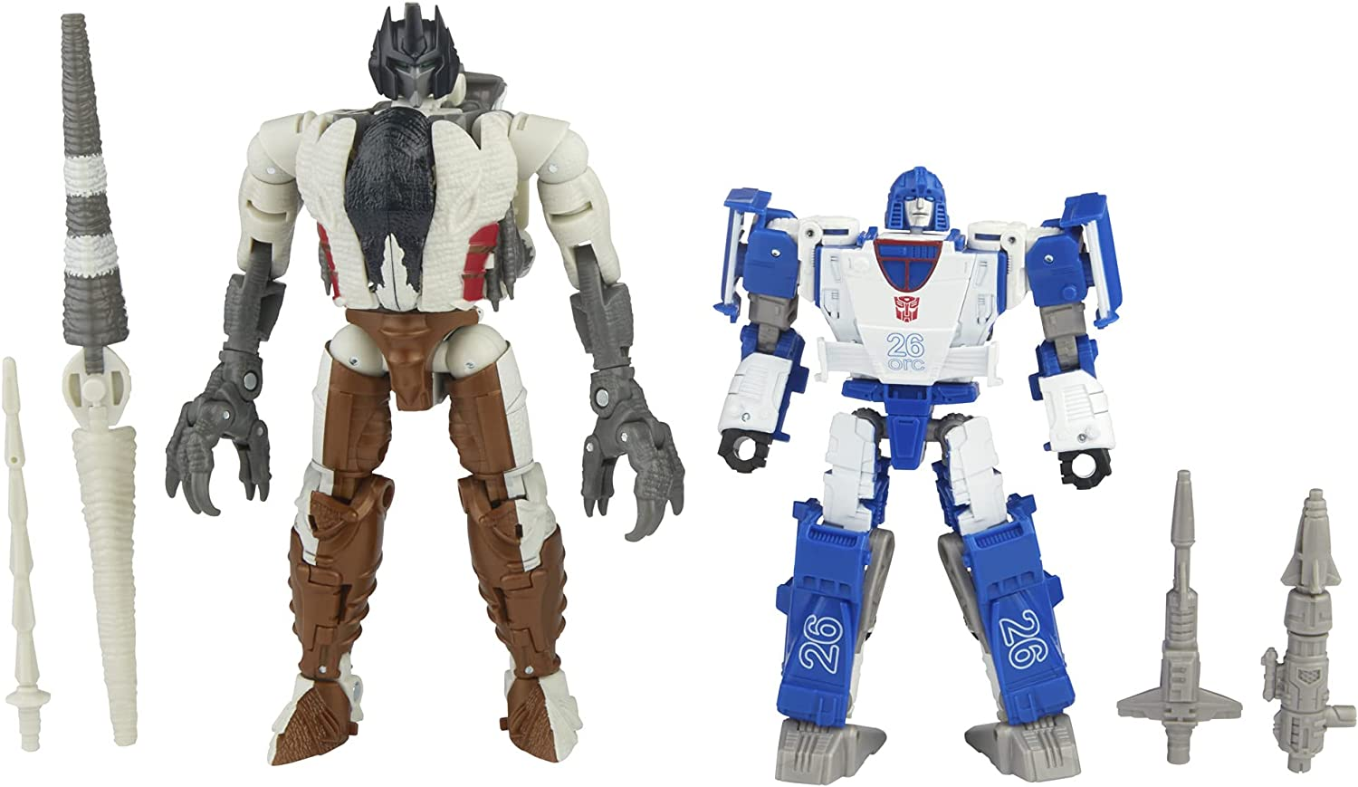 Transformers Toys Generations Kingdom Battle Across Time Collection Deluxe...