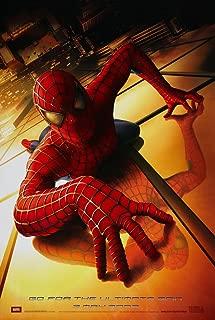 Best spiderman 1 movie poster Reviews