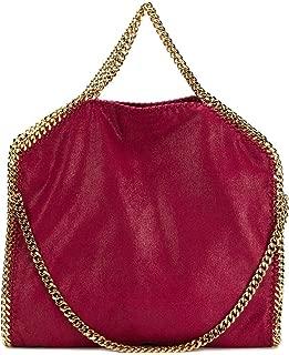 Luxury Fashion | Stella Mccartney Womens 234387W93556201 Red Handbag | Season Permanent