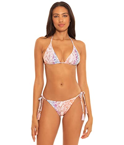 BECCA by Rebecca Virtue Rendezvous Demi Reversible Tie Side Bottoms