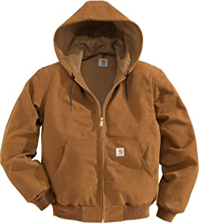 Men's Thermal Lined Duck Active Jacket