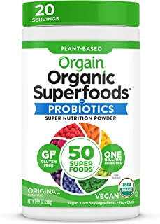 Orgain Organic Super foods Powder, 280 gm