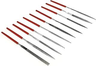 SE 10-Piece Mini Diamond Needle File Set