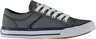 SoulCal Asti Low Canvas Trainers Boys Shoes Footwear