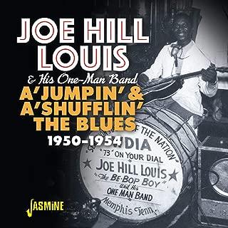 A'Jumpin & A'Shufflin The Blues 1950-1954