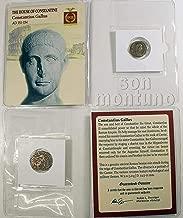 constantius gallus coin