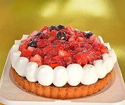 トリプルベリータルト7号直径21cm ♪老舗ケーキショップの贅沢タルト♪ プレゼントのテッパン