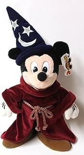 "Walt Disney Mickey Mouse Fantasia Sorcerer Plush 12"""