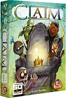 comprar comparacion SD GAMES- Claim, Color (SDGCLAIM001)