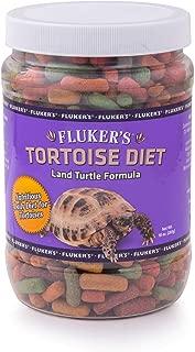 Fluker's 70029 Tortoise Diet, Large Pellet - 10oz