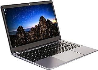 202114インチの薄型軽量ノートブックIntelceleron J3455 8GB RAM、128GBクアッドコア、1.04Ghz CPU、最大1.5Ghz、HDD、WiFi、ミニHDMI Windows 10(シルバーグレー8 + 128)