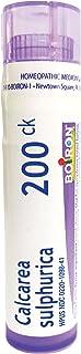 Boiron Calcarea Sulphurica 200CK, 80 Pellets, Homeopathic Medicine for Acne