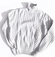 (セッテフィーリ カシミア)Settefili Cashmere カシミア タートル セーター アイスグレー 54
