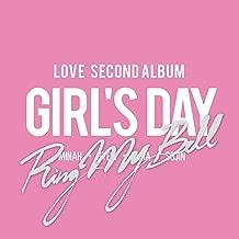 Girl's Day Love Second Album