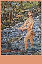 Good For Your Soul: Journal - Fishing while Naked - Fish Notebook (Blank Lined Journal)