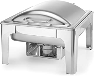 Chafing dish GN 2/3 finition satiné