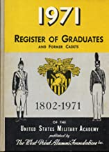 1971 Register of Graduates and Former Cadets of the United States Military Academy
