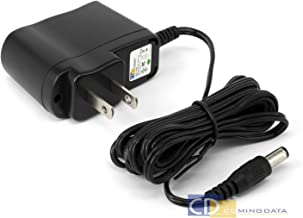 Coming Data 5V 1A 5W AC/DC Adapter Power Supply w/5.5x2.1mm DC Barrel Connectors (UL Certified)