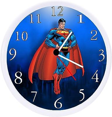 Rusch Inc. Superman Wall Clock