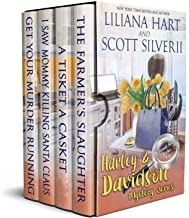 A Harley and Davidson Mystery Box Set 1