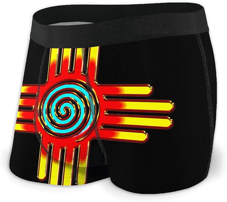 sale TZT Pueblo - New Cheap sale Mexico Men's Comfortabl Briefs Breathable Boxer