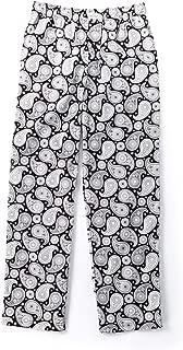 Men's 100% Cotton Woven Pajama Sleep Lounge Pants