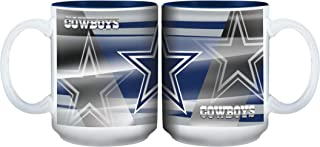 Memory Company NFL Dallas Cowboys 15oz Shadow Mug