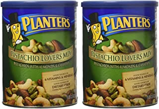 JRZZ Pistachio Lovers Mix, Salted 2 - Pack (18.5 Ounce)