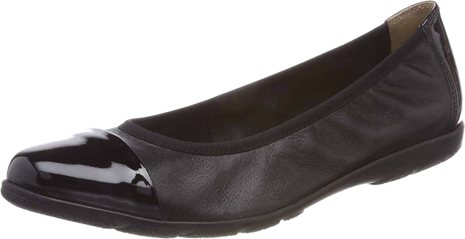 Fees free!! Caprice Women's 22152 Closed Ballet Flats Industry No. 1 Toe