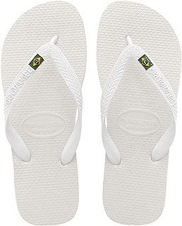 Best white flip flops girls Reviews