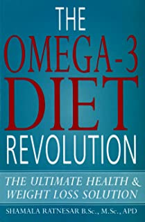 The Omega-3 Diet Revolution