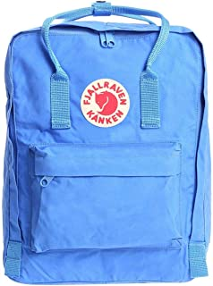 Luxury Fashion | Fjallraven Kanken Mens 23510525 Light Blue Backpack | Season Permanent