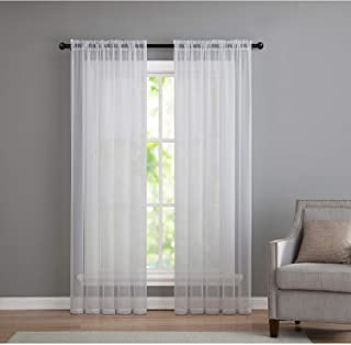 Best forest green sheer curtains Reviews