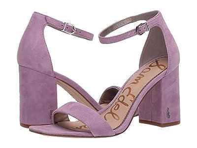 Sam Edelman Daniella (Purple Jam Suede Leather) Women
