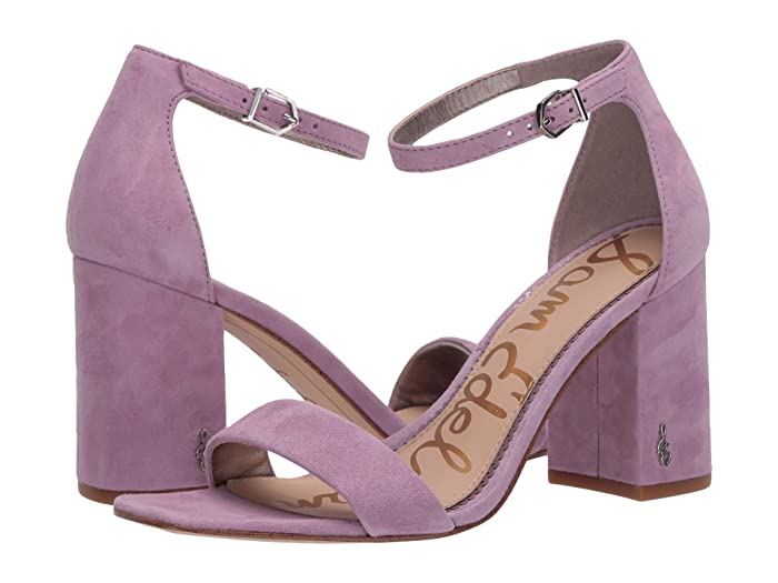 Sam Edelman  Daniella (Purple Jam Suede Leather) Womens Shoes