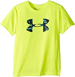 Under Armour Kids Digi Camo Big Logo Short Sleeve (Little Kids/Big Kids)