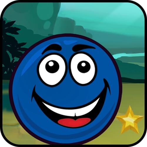 Blue Ball Roll