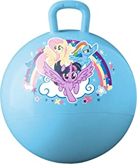 Hedstrom My Little Pony Hopper Ball, Hop Ball for Kids, 15 Inch