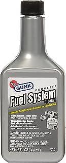 منظف نظام الوقود كامل مركز عبوة رصاصي 504