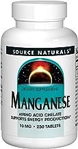 solgar chelated manganese
