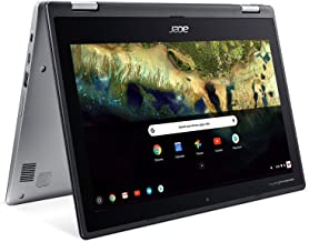 Acer Chromebook Spin 11 CP311-1H-C5PN Convertible Laptop, Celeron N3350, 11.6