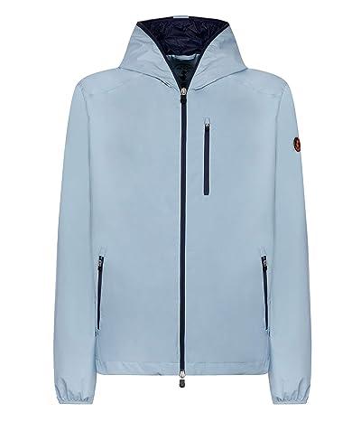Save the Duck Maty X Hooded Jacket (Dusty Blue) Men