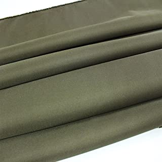 Mybecca Waterproof Canvas Marine Fabric 600 Denier Indoor/Outdoor PU Backing UV Protector Foliage (10 Yards)