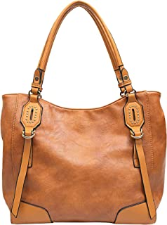 Women's Hobo Bag, Vintage Hobo Handbags Soft Leather Tote for Women Ladies Work Bag